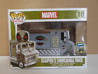 Pop! Rides Deadpool's Chimichanga Gray Truck 2015 Summer Convention Exclusive