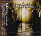 ALTARIA Invitation + 1 Japan CD Sonata Arctica Nightwish Requiem Super Group !