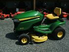 2014 JOHN DEERE X300 LAWN TRACTOR 18HP 42 DECK ONLY 44 HOURS VERY NICE