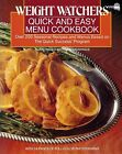 Weight Watchers New Complete Cookbook Quick  Easy Menu Slim Ways Mexican