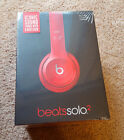 Beats by Dr. Dre Solo2 on Ear Wired Headphones - Red, Brand New, Unopened