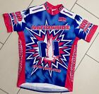 Vintage 10th Anniversary Team Nationwide Cycling Jersey by Voler Size Large