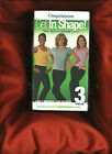 Weight Watchers Get in Shape 3 VHS Set Exercise Fitness Brand New Free Shipping