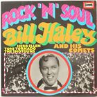ROCK N SOUL  BILL HALEY & HIS COMENTS Vinyl Record
