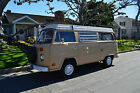 Volkswagen Bus Vanagon Van 1971 volkswagen westfalia pop top camper all original 1 owner california bus