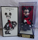 New Disney Store Minnie Mouse Signature 12 Doll 2016 Limited Edition LE 1507