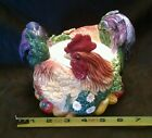 Fitz and Floyd Coq du Village Candle Holder Rooster