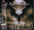 RAGE OF ANGELS Dreamworld +1 JAPAN CD Debut Ten Harem Scarem Tyketto Primal Fear