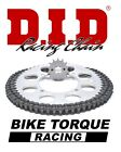Scorpa TY-S125F 03-05 DID Chain And Sprocket Kit