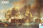 BATTLE OF TRAFALGAR by Turner 3000 Piece New Schmidt Jigsaw Puzzle 45x32