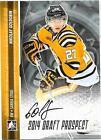 2014 ITG Draft Prospects Hockey Clear Rookie Redemption Set Announced 21