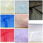 Discount Fabric nylon Tricot 15 denier Lustre Sheer Choose Your Color