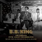 BB King The Complete RPM / Kent Recording box 1950-1965  Limited Edition Japan