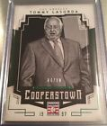 2015 Panini Cooperstown Green Tommy LaSorda Los Angeles Dodgers 4 10