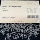 Swarovski Crystal 4mm Briolette Bead 5040 CRYSTAL Factory Pack 1440 PC