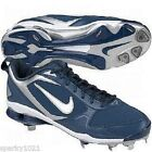 Nike 375764 411 Air Shox Fuse 2 Metal Mens Baseball Cleats Spikes Size16M NEW