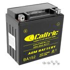 AGM Battery for Kymco Xciting 500 Ri Abs 2006-2013