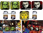 MONSTER BASH Pinball Cushioned Target Protectors CHOOSE PIC 1 OR 2