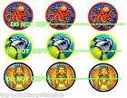 ATLANTIS PINBALL TARGET ARMOUR CUSHIONED DECALS