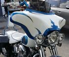 Harley Davidson Fairing Softail Heritage Deluxe Touring Bagger Motorcycle
