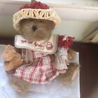 Trissy Teabeary Tea For 3 Ltd. Ed. NEW Boyd's Bear TJ's Best Dressed Collection