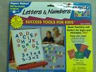 Stik EES Letters  Numbers multiple colors Window Clings Reusable Mirrors NEW