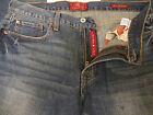 LUCKY BRAND MENS 361 VINTAGE STRAIGHT CLASSIC FIT JEANS SZ 32W X 34L 7MD1849