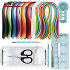 Juya Paper Quilling Kits with 920 Strips and 8 Tools and a Box