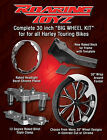 30 Inch Front End Wheel Tire Kit Harley Bagger Electraglide Ultra Classic Custom