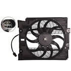 FOR BMW 528iT 530i 540i M5 E39 Radiator Pusher Cooling Fan Front 64546921395