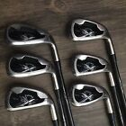 Callaway X 20 Tour Irons 5 PW Stiff Flex Graphite Shafts