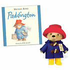 Paddington Bear Hardback Book  10 Plush Set
