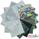 30x Patchwork Squares Charm Pack Bundles Packs - 100 Cotton Quilting Fabric