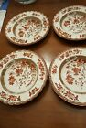 Set of 4 Spode Indian/ India Tree  7 5/8