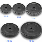 JLL Vinyl 1 Weight Plates for Dumbbells  Weight Lifting Bars 125kg to 20kg