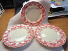 Johnson Brothers Strawberry Fair BREAD & BUTTER plates 6