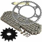 Drive Chain & Sprocket Kit for Husaberg Fe400E 2000 2001 2002 2003