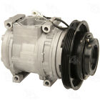 Four Seasons 68318 New Compressor And Clutch