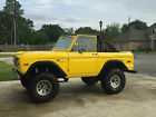 Ford Bronco Sport Explorer 1972 ford bronco v 8 302 rebuild with est 3000 miles new wiring harness and more