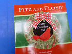 FITZ AND FLOYD ~  CARDINALBIRD  MERRY CHRISTMAS TO ALL  BRAND NEW