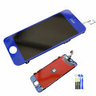 Blue For Iphone 5SMobile phone Repair parts LCD Display Touch Screen Digitizer