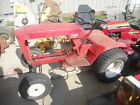 2 WHEEL HORSE TRACTORS FOR PART'S OR TOO RESTORE SELLING AS-IS