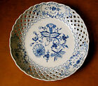 MEISSEN-PORCELAIN BLUE/WHITE 8