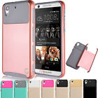 New Hybrid Shockproof Heavy Duty Rugged Cover Case For HTC Desire 626 626s Phone