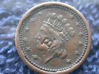 Civil War Token! Navy. Counter Stamped J.B.C??? SEE PICS!!!