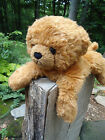 Vintage Gund 1982 floppy scruffy brown BEAR plush stuffed animal toy 14