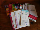Weight Watchers Food and Dining Out Books and Assorted Materials