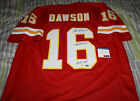 Len Dawson Cards, Rookie Card and Autographed Memorabilia Guide 32