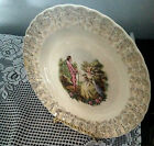 Collectible Sebring Pottery USA Farewell KS 384 Warranted 22K Gold Plate