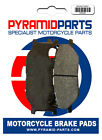Keeway 250 Supershadow 2006 Front Brake Pads